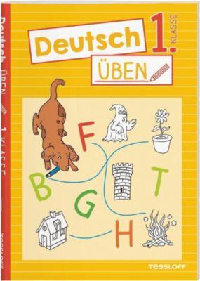 Deutsch üben 1. Klasse - Sonja Meierjürgen pdf epub