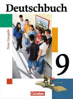 Deutschbuch, Gymnasium Allgemeine Ausgabe, Neue Ausgabe: 9. Schuljahr, Schülerbuch