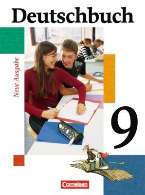 Deutschbuch, Gymnasium (G8) Hessen u. Nordrhein-Westfalen, Neue Ausgabe: 9. Schuljahr, Schülerbuch