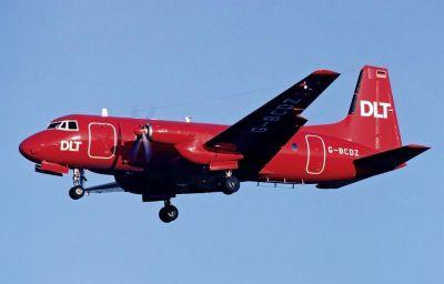 Deutsche Airlines und ihre Flugzeuge seit 1970, Wolfgang Mendorf