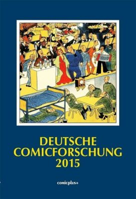 Deutsche Comicforschung 2015 - Eckart Sackmann |