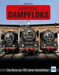 Deutsche Dampfloks - Thomas Estler |