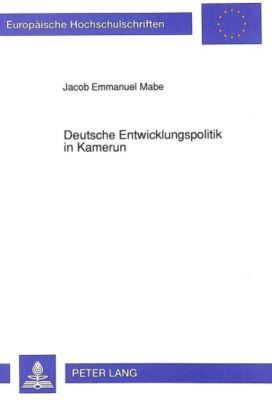 Deutsche Entwicklungspolitik in Kamerun, Jacob Emmanuel Mabe