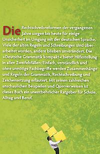 Deutsche Grammatik kompakt - Produktdetailbild 1