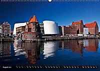 Deutsche Hansestädte - Lübeck Wismar Rostock Stralsund (Wandkalender 2019 DIN A2 quer) - Produktdetailbild 1