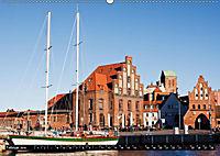 Deutsche Hansestädte - Lübeck Wismar Rostock Stralsund (Wandkalender 2019 DIN A2 quer) - Produktdetailbild 12
