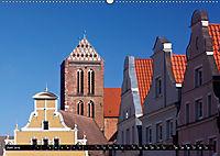 Deutsche Hansestädte - Lübeck Wismar Rostock Stralsund (Wandkalender 2019 DIN A2 quer) - Produktdetailbild 6