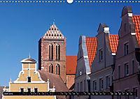 Deutsche Hansestädte - Lübeck Wismar Rostock Stralsund (Wandkalender 2019 DIN A3 quer) - Produktdetailbild 6