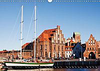 Deutsche Hansestädte - Lübeck Wismar Rostock Stralsund (Wandkalender 2019 DIN A3 quer) - Produktdetailbild 2