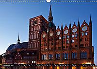 Deutsche Hansestädte - Lübeck Wismar Rostock Stralsund (Wandkalender 2019 DIN A3 quer) - Produktdetailbild 12