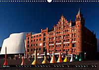 Deutsche Hansestädte - Lübeck Wismar Rostock Stralsund (Wandkalender 2019 DIN A3 quer) - Produktdetailbild 4