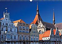 Deutsche Hansestädte - Lübeck Wismar Rostock Stralsund (Wandkalender 2019 DIN A3 quer) - Produktdetailbild 7