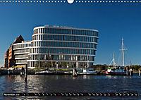 Deutsche Hansestädte - Lübeck Wismar Rostock Stralsund (Wandkalender 2019 DIN A3 quer) - Produktdetailbild 11