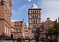 Deutsche Hansestädte - Lübeck Wismar Rostock Stralsund (Wandkalender 2019 DIN A3 quer) - Produktdetailbild 5