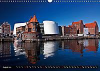 Deutsche Hansestädte - Lübeck Wismar Rostock Stralsund (Wandkalender 2019 DIN A3 quer) - Produktdetailbild 8
