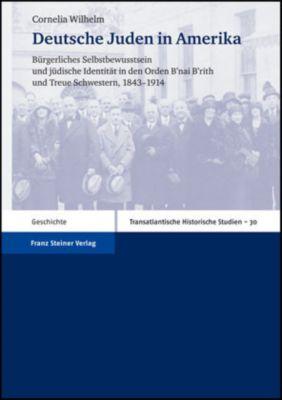 Deutsche Juden in Amerika, Cornelia Wilhelm