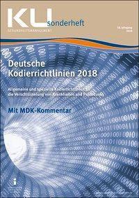 Deutsche Kodierrichtlinien 2018