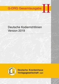 Deutsche Kodierrichtlinien Version 2019