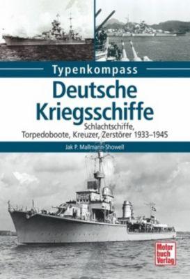 Deutsche Kriegsschiffe, Jak P. Mallmann Showell