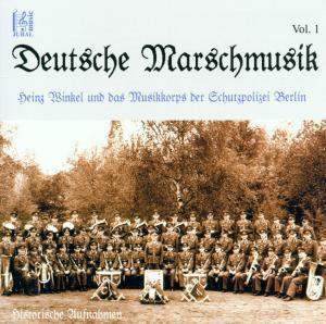 Deutsche Marschmusik Vol.1, Musikkorps Schutzpolizei Berlin