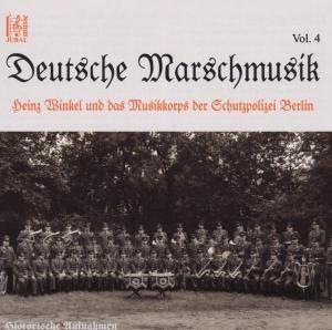 Deutsche Marschmusik Vol.4, Musikkorps Schutzpolizei Berlin