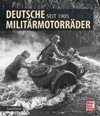 Deutsche Militärmotorräder - Frank Rönicke |