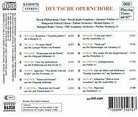Deutsche Opernchöre - Produktdetailbild 1