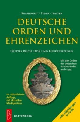 Deutsche Orden und Ehrenzeichen, Jörg Nimmergut, Klaus H. Feder, Heiko von der Heyde