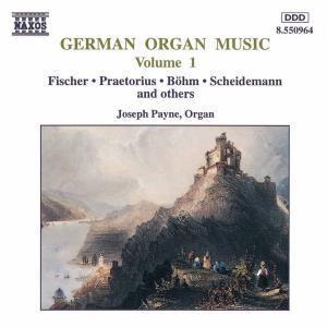 Deutsche Orgelmusik Vol.1, Joseph Payne