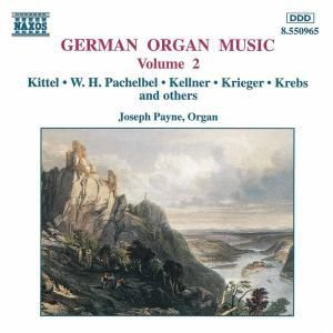 Deutsche Orgelmusik Vol.2, Joseph Payne
