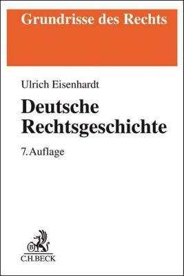 Deutsche Rechtsgeschichte - Ulrich Eisenhardt pdf epub