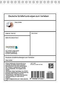Deutsche Schäferhundwelpen zum Verlieben (Tischkalender 2019 DIN A5 hoch) - Produktdetailbild 13