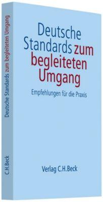 Deutsche Standards zum begleiteten Umgang, m. CD-ROM, Reichert-Garschhammer