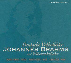 Deutsche Volkslieder, Frimmer, Petzold, Vogel