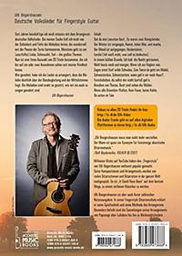 Deutsche Volkslieder für Gingerstyle Guitar - Produktdetailbild 1
