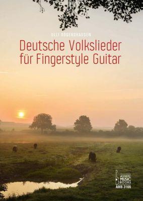 Deutsche Volkslieder für Gingerstyle Guitar, Ulli Boegershausen