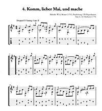 Deutsche Volkslieder für Gingerstyle Guitar - Produktdetailbild 5
