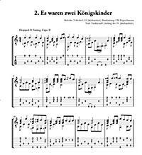 Deutsche Volkslieder für Gingerstyle Guitar - Produktdetailbild 9