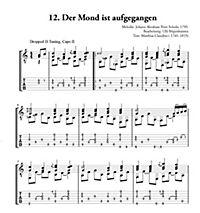 Deutsche Volkslieder für Gingerstyle Guitar - Produktdetailbild 8