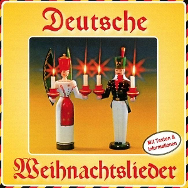 Alte Weihnachtslieder Deutsch.Deutsche Weihnachtslieder Cd Bei Weltbild De Bestellen