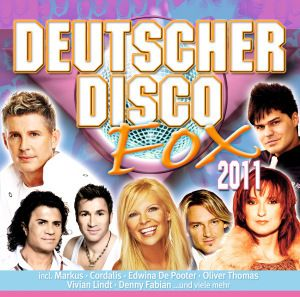 Deutscher Disco Fox 2011, Diverse Interpreten