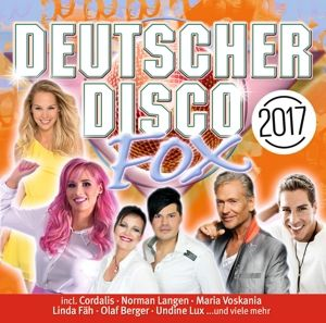 Deutscher Disco Fox 2017, Diverse Interpreten