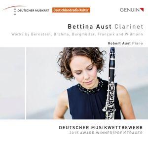 Deutscher Musikwettbewerb-2015 Award Winner, Bettina Aust, Robert Aust