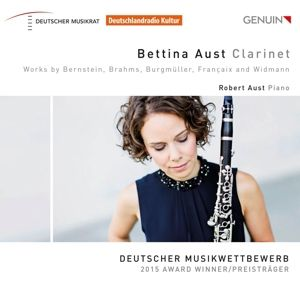 Deutscher Musikwettbewerb-2015 Award Winner, Bettina Aust, Robert Aust