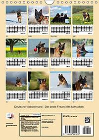 Deutscher Schäferhund - Der beste Freund des Menschen (Wandkalender 2019 DIN A4 hoch) - Produktdetailbild 13