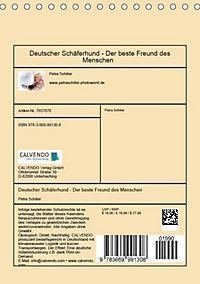 Deutscher Schäferhund - Der beste Freund des Menschen (Tischkalender 2019 DIN A5 hoch) - Produktdetailbild 13