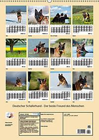 Deutscher Schäferhund - Der beste Freund des Menschen (Wandkalender 2019 DIN A2 hoch) - Produktdetailbild 13