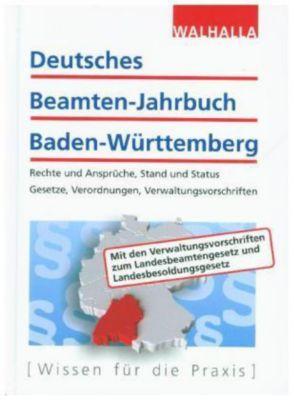 Deutsches Beamten-Jahrbuch Baden-Württemberg, Walhalla Fachredaktion