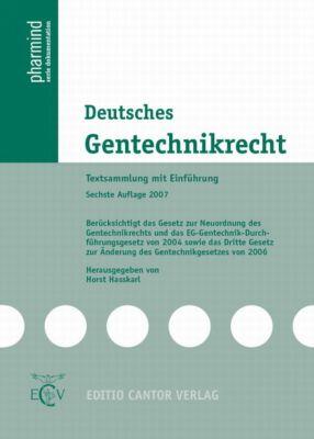 Deutsches Gentechnikrecht