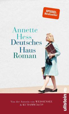 Deutsches Haus, Annette Hess